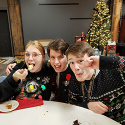 FUN: Christmas Party
